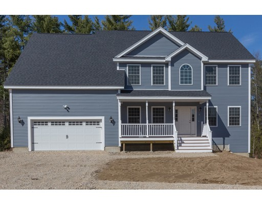 Single Family Home for Sale at 12 Ballerina Court Nashua, New Hampshire 03062 United States