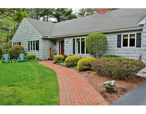 Vivienda unifamiliar por un Venta en 20 Cedar Hill Terrace Somers, Connecticut 06071 Estados Unidos