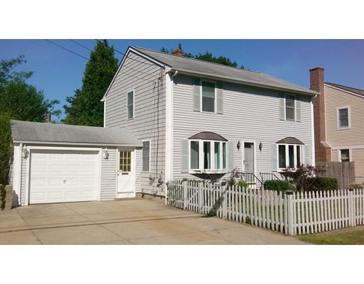 独户住宅 为 销售 在 893 Bullocks Point Avenue East Providence, 罗得岛 02915 美国