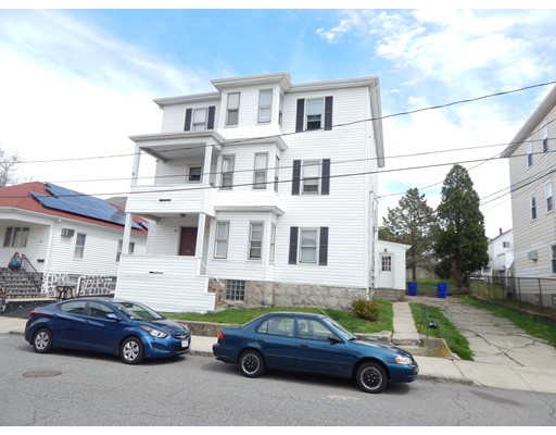 Multi-Family Home for Sale at 28 Scott Fall River, Massachusetts 02724 United States