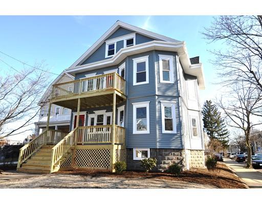 Condominium for Sale at 582 High Street Medford, Massachusetts 02155 United States