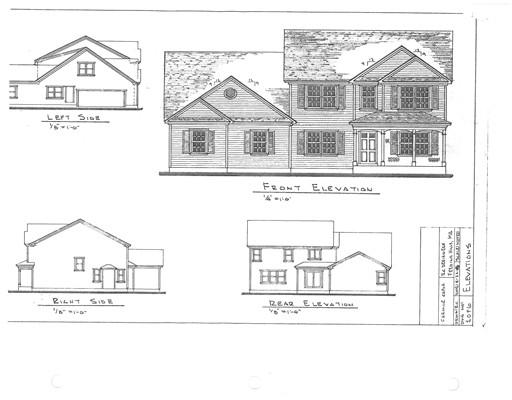 Maison unifamiliale pour l Vente à 1 Silver Fox Lane East Longmeadow, Massachusetts 01028 États-Unis