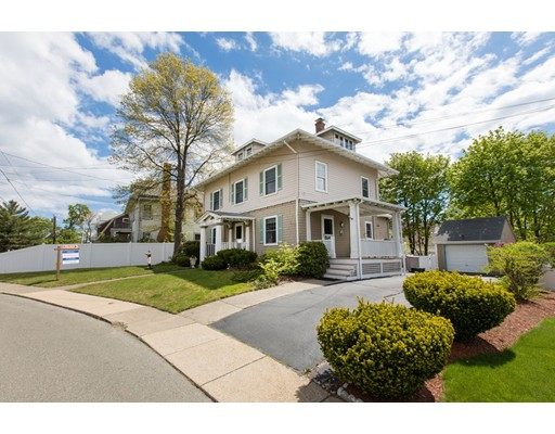 Single Family Home for Sale at 30 Villa Avenue Winthrop, Massachusetts 02152 United States
