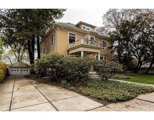 Casa Unifamiliar por un Venta en 35 Hillside Terrace Belmont, Massachusetts 02478 Estados Unidos