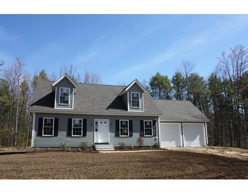 Single Family Home for Sale at 1319 Green Street Gardner, Massachusetts 01440 United States