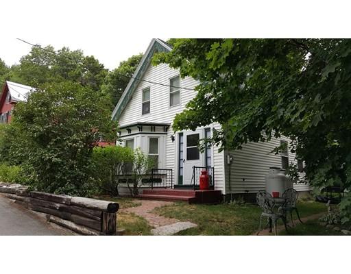 واحد منزل الأسرة للـ Sale في 7 Ash Greenville, New Hampshire 03048 United States