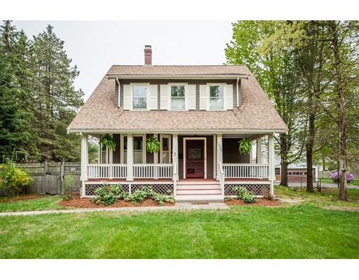Single Family Home for Sale at 1636 Great Plain Avenue Needham, Massachusetts 02492 United States