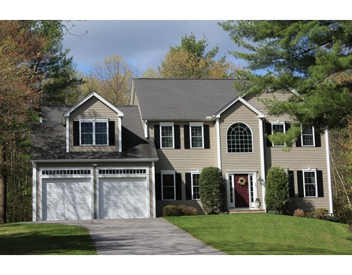 Casa Unifamiliar por un Venta en 373 Lincoln Circle Northbridge, Massachusetts 01534 Estados Unidos
