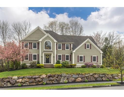 Casa Unifamiliar por un Venta en 4 Mentus Farm Lane North Reading, Massachusetts 01864 Estados Unidos