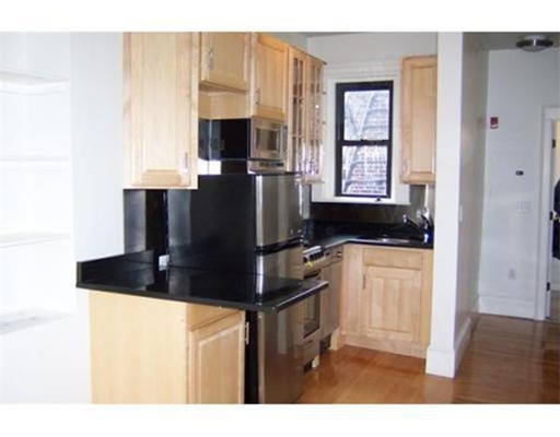 Single Family Home for Rent at 75 Burbank Street Boston, Massachusetts 02115 United States
