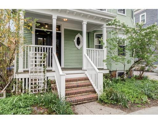 Condominium for Sale at 60 Aspinwall Brookline, Massachusetts 02446 United States
