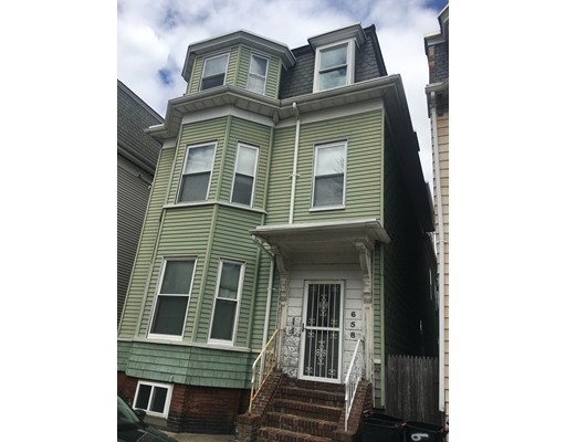 Multi-Family Home for Sale at 658 East 7th Boston, Massachusetts 02127 United States