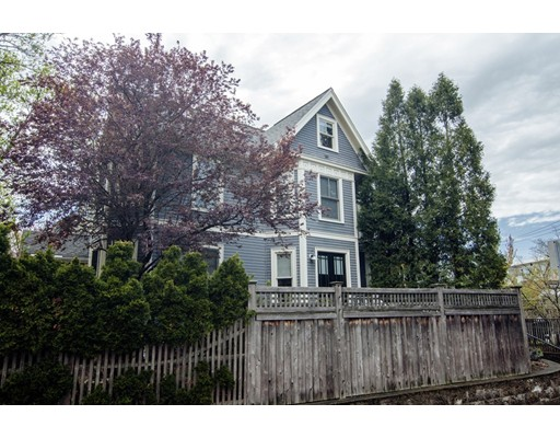 Single Family Home for Rent at 51 Upland Road Cambridge, Massachusetts 02138 United States