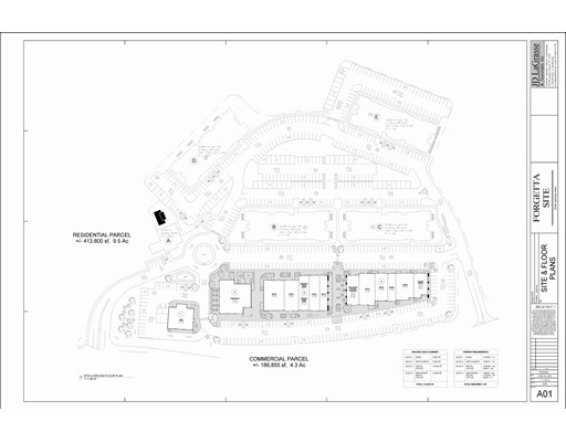 Land for Sale at 1296 Osgood 1296 Osgood North Andover, Massachusetts 01845 United States