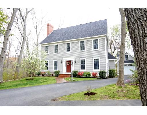 Single Family Home for Sale at 71 Cranmore Lane Melrose, Massachusetts 02176 United States