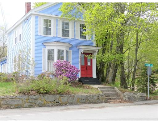 独户住宅 为 销售 在 2 Clark Road 安德沃, 马萨诸塞州 01810 美国