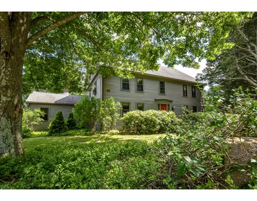 Single Family Home for Sale at 46 Forest Street Sherborn, Massachusetts 01770 United States