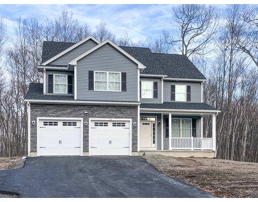 Частный односемейный дом для того Продажа на 20 Mountainview Drive 20 Mountainview Drive Belchertown, Массачусетс 01007 Соединенные Штаты