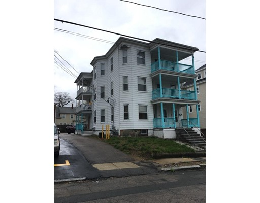 Multi-Family Home for Sale at 5 N Arlington Street Brockton, Massachusetts 02301 United States