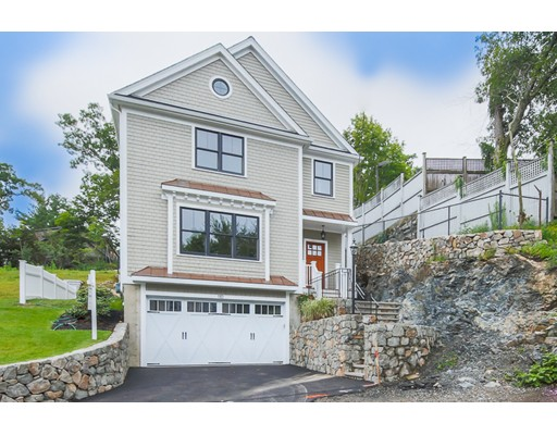 Single Family Home for Sale at 110 Irving Street Arlington, Massachusetts 02476 United States