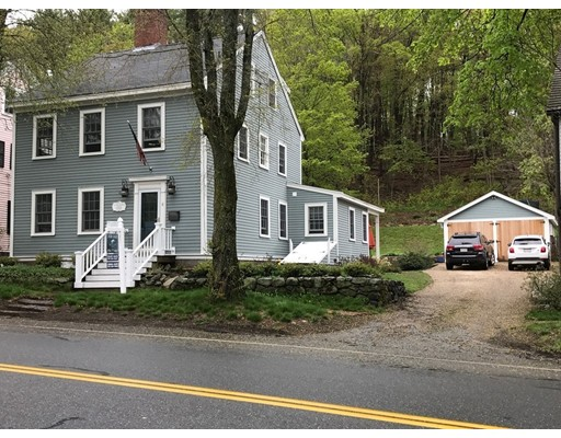 Single Family Home for Sale at 6 East Street Ipswich, Massachusetts 01938 United States