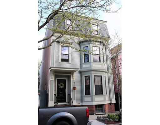Multi-Family Home for Sale at 37 Monmouth Street Boston, Massachusetts 02128 United States