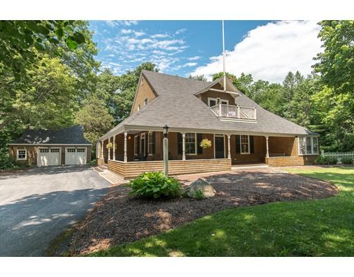Частный односемейный дом для того Продажа на 140 Cherry Street Wenham, Массачусетс 01984 Соединенные Штаты