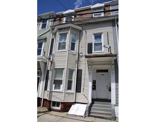 Multi-Family Home for Sale at 246 Saratoga Street Boston, Massachusetts 02128 United States