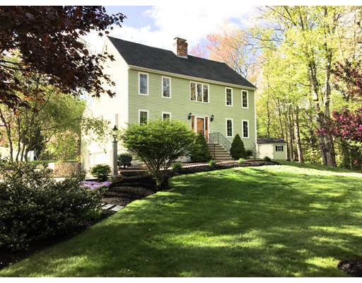 Single Family Home for Sale at 1 Candlelight Way Ashland, Massachusetts 01721 United States