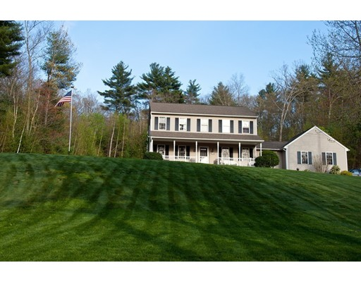 Casa Unifamiliar por un Venta en 63 New Braintree Road West Brookfield, Massachusetts 01585 Estados Unidos
