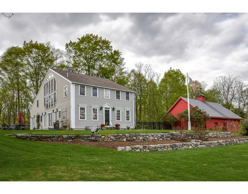 Single Family Home for Sale at 5 Maple Street Sherborn, Massachusetts 01770 United States