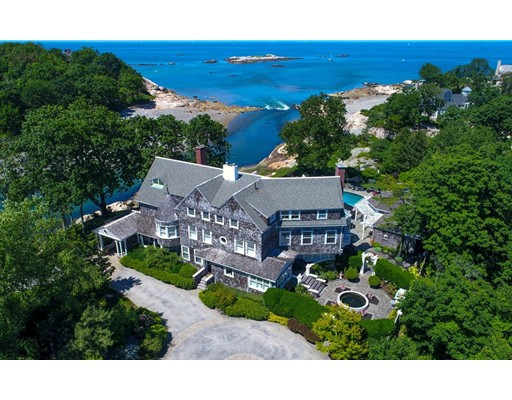 Single Family Home for Sale at 181 Atlantic Avenue Cohasset, Massachusetts 02025 United States