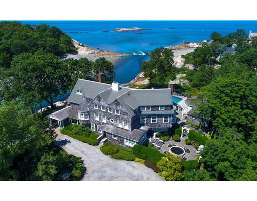 Maison unifamiliale pour l Vente à 181 Atlantic Avenue 181 Atlantic Avenue Cohasset, Massachusetts 02025 États-Unis