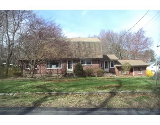 Maison unifamiliale pour l Vente à 147 Sayles Hill Road North Smithfield, Rhode Island 02896 États-Unis