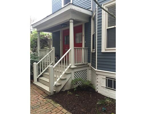 Additional photo for property listing at 1431 Cambridge Street  Cambridge, Massachusetts 02139 Estados Unidos