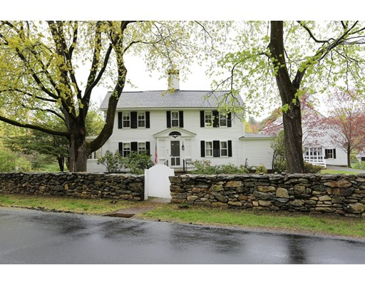 Single Family Home for Sale at 27 Meadowbrook Road Grafton, Massachusetts 01519 United States