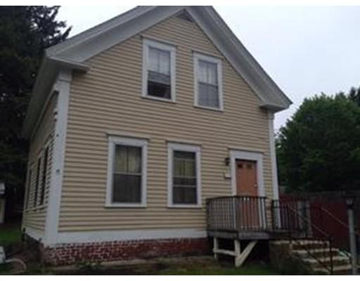 Single Family Home for Sale at 69 Ironstone Street Millville, Massachusetts 01529 United States