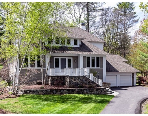 Single Family Home for Sale at 196 Country Club Way Ipswich, Massachusetts 01938 United States