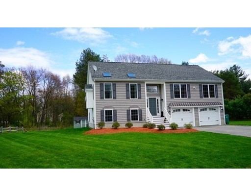 Single Family Home for Sale at 4 Patriot Way Ayer, Massachusetts 01432 United States