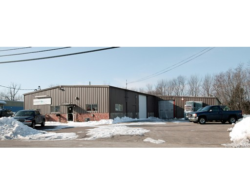 Commercial for Sale at 28 Tosca Drive Stoughton, Massachusetts 02072 United States