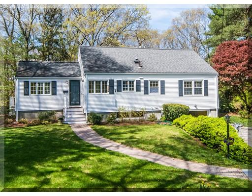 独户住宅 为 销售 在 7 Old South Lane 安德沃, 马萨诸塞州 01810 美国