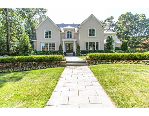 4 Woodcliff Road, Wellesley, MA 02481
