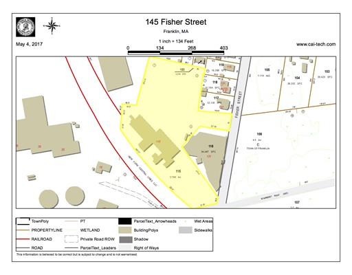 Commercial pour l à louer à 145 Fisher Street 145 Fisher Street Washington, District De Columbia 20238 États-Unis