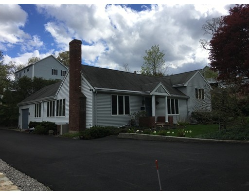Single Family Home for Rent at 27 Dunedin Road Wellesley, Massachusetts 02481 United States