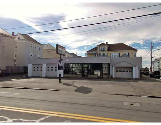 Коммерческий для того Аренда на 413 Ashley Blvd 413 Ashley Blvd New Bedford, Массачусетс 02745 Соединенные Штаты