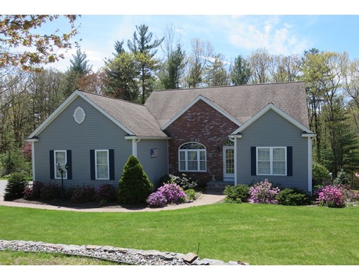 Single Family Home for Sale at 387 Nicholas Drive Lancaster, Massachusetts 01523 United States