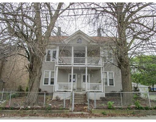 Многосемейный дом для того Продажа на 98 Earle Street Woonsocket, Род-Айленд 02895 Соединенные Штаты