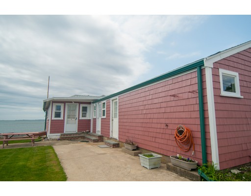 Maison unifamiliale pour l Vente à 7 Sippican Street 7 Sippican Street Fairhaven, Massachusetts 02719 États-Unis