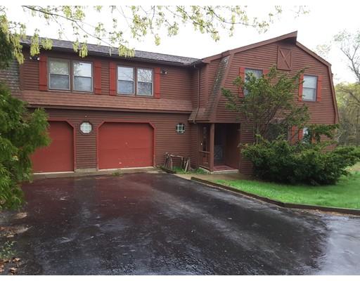 Частный односемейный дом для того Продажа на 7 Mitchell Hill Road Brookfield, Массачусетс 01506 Соединенные Штаты