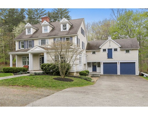 Single Family Home for Sale at 10 Woodside Road Topsfield, Massachusetts 01983 United States